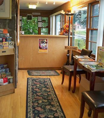 Alpenhaus Motel photos Exterior Hotel information
