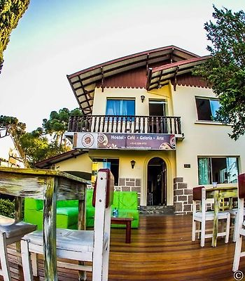 Curitiba Backpackers Hostel photos Exterior Hotel information