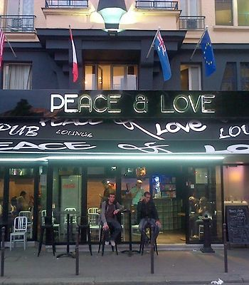 Peace & Love - Hostel photos Exterior Hotel information