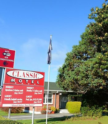 Classic Motel photos Exterior Hotel information