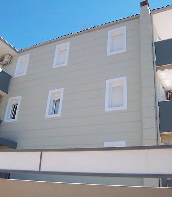 Milos Apartments photos Exterior Hotel information