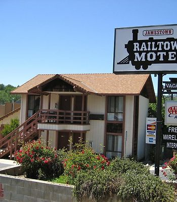 Jamestown Railtown Motel photos Exterior Hotel information