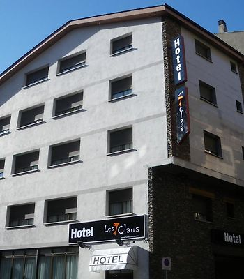 Hotel Les 7 Claus photos Exterior Hotel information