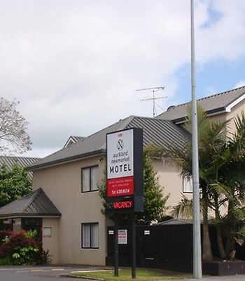 Auckland Newmarket Motel photos Exterior Hotel information
