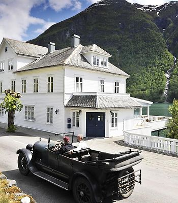 Fjarland Fjordstue Hotell photos Exterior Hotel information