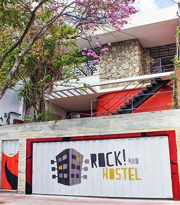 Rock! And Hostel photos Exterior Hotel information