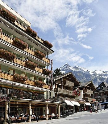 Central Wolter photos Exterior Hotel Central Wolter - Grindelwald