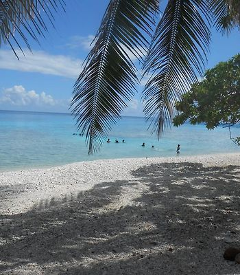 Pension Rangiroa Plage photos Exterior Hotel information