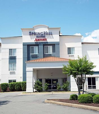 Springhill Suites Little Rock photos Exterior Image 1