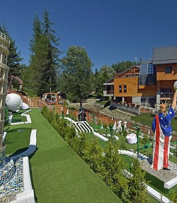 Czarny Potok Resort & Spa photos Exterior Hotel information