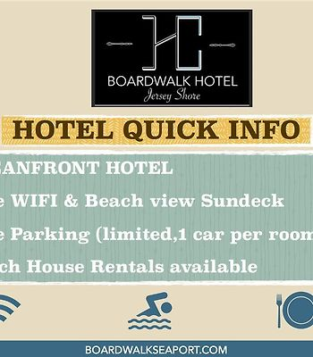 Boardwalk Seaport Inn photos Exterior Hotel information