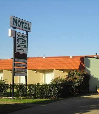 Country Capital Motel photos Exterior Hotel information