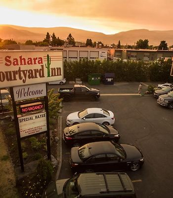 Sahara Courtyard Inn Penticton photos Exterior Hotel information