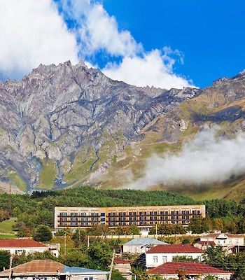 Rooms Hotel Kazbegi photos Exterior