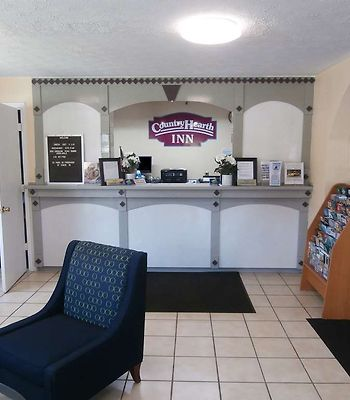 Howard Johnson Express Inn Cartersville photos Interior Front Desk