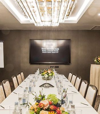 Montcalm Royal London House photos Facilities Meeting room