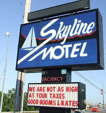 The Skyline Motel photos Exterior main