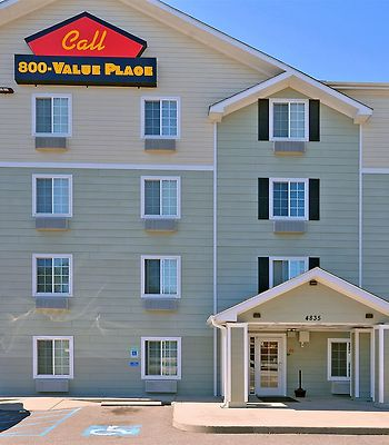 Woodspring Suites Charleston Airport photos Exterior main