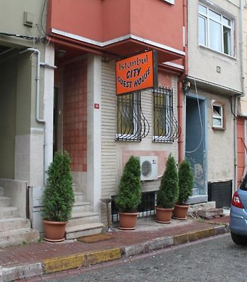 Istanbul City Guest House photos Exterior Hotel information