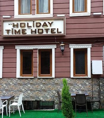 My Holiday Time Hotel photos Exterior Hotel information