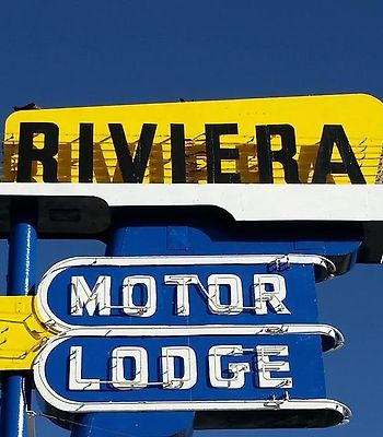 Riviera Motor Lodge photos Exterior Hotel information