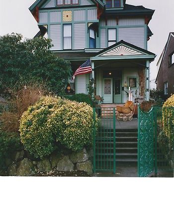 Geiger Victorian Bed And Breakfast photos Exterior Geiger Victorian Bed and Breakfast