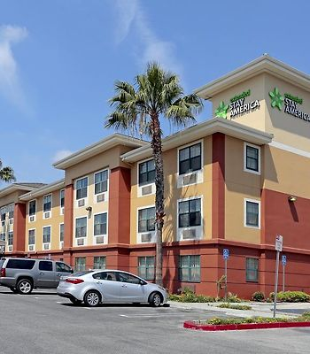 Extended Stay America Los Angeles - Carson photos Exterior Extended Stay America - Los Angeles - Carson