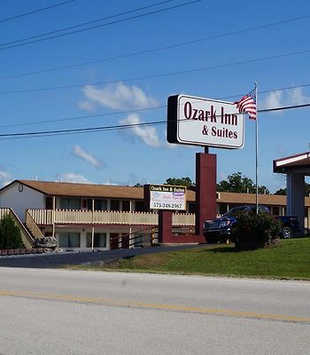 Ozark Inn & Suites photos Exterior Ozark Inn & Suites
