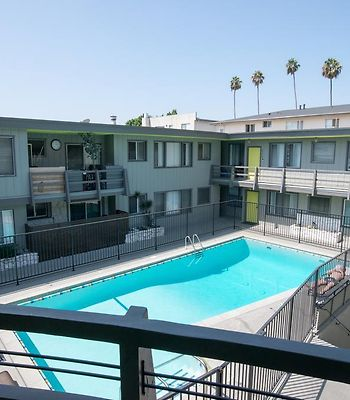 E306-Beautiful Studio In The Heart Of Hollywood photos Exterior Hotel information