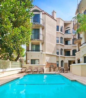 F707 Beautiful Two Bedroom Apartment Near Beverly Hills photos Exterior Hotel information