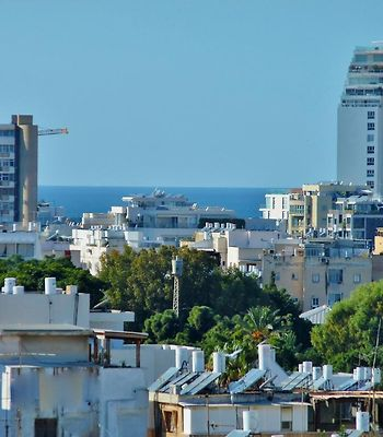 Stunning 2 Bedrooms Roof Apartment In The Heart Of Tel Aviv photos Exterior Hotel information