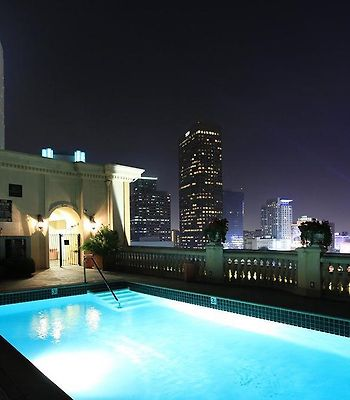 Downtown Los Angeles Penthouse Skyline Views With Pools photos Exterior Hotel information