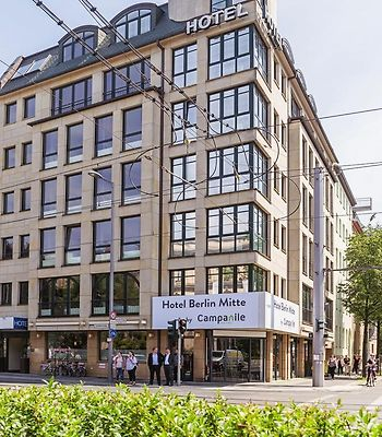 Hotel Berlin Mitte By Campanile photos Exterior Hotel information