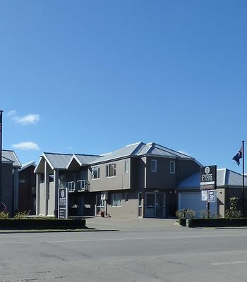Fyffe On Riccarton Motor Lodge photos Exterior Hotel information