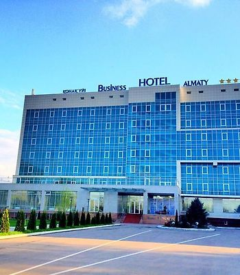 Business Hotel Almaty photos Exterior Hotel information