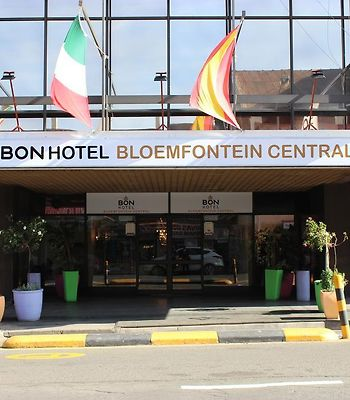 Bon Hotel Bloemfontein Central photos Exterior Hotel information