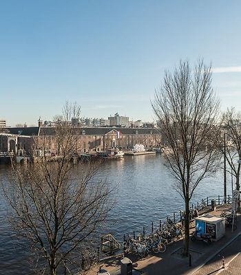 Stunning View Over Amstel Canal photos Exterior Hotel information