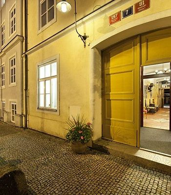 Ea Hotel Jeleni Dvur Prague Castle photos Exterior