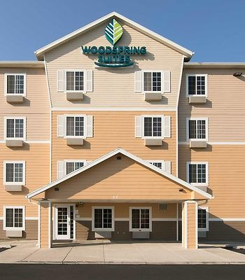 Woodspring Suites Provo American Fork photos Exterior Woodspring Suites Provo American Fork