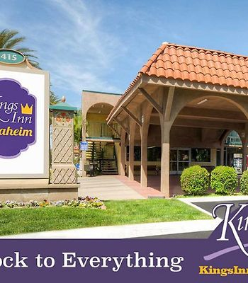 Kings Inn Anaheim photos Exterior Kings Inn Anaheim at The Park & Convention Center