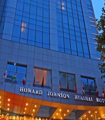 Howard Johnson Huaihai Hotel Shanghai photos Exterior