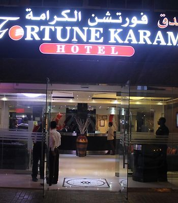Fortune Karama Hotel photos Exterior