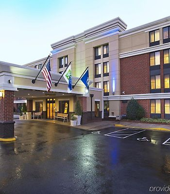 Fairfield Inn & Suites By Marriott Dulles Airport Herndon photos Exterior