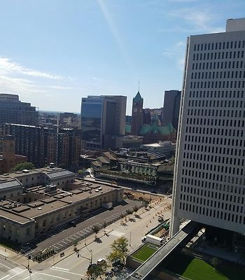 Awesome View Of Downtown Minneapolis photos Exterior Hotel information