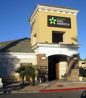 Extended Stay America Phoenix - Airport - E. Oak St. photos Exterior
