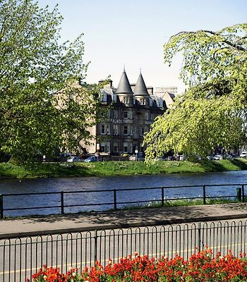 Best Western Inverness Palace Hotel & Spa photos Exterior