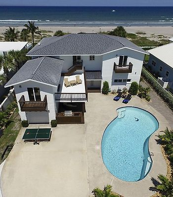 A Dream 6 Bedroom Ocean Front Home At Cocoa Beach Florida! photos Exterior