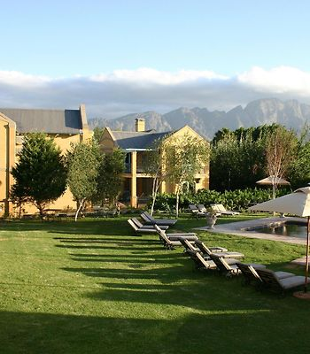 Franschhoek Country House & Villas photos Exterior