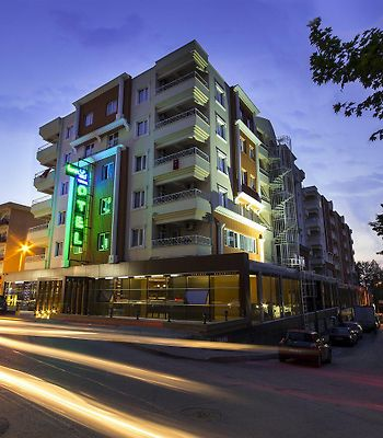 Formback Thermal Hotel Bursa photos Exterior