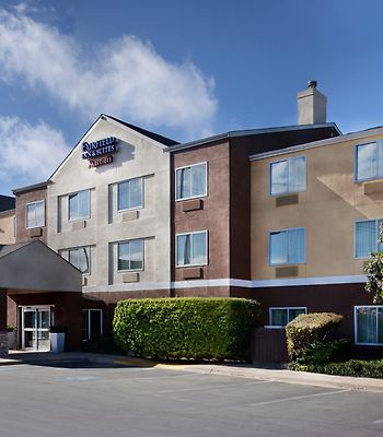 Fairfield Inn & Suites Austin-University Area photos Exterior Image 1